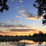 Caprivi Sunset