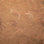 pitture rupestri white lady 1