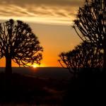 tramonto a karas namibia