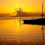 vinanchulo barca tramonto